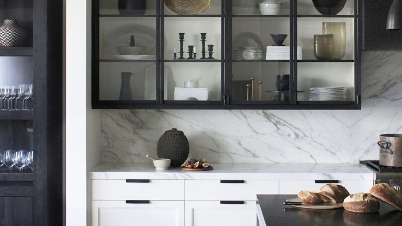 Kitchen Cabinets – Basic Types and Options