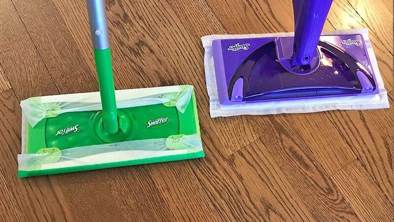 Swiffer Sweeper Vs Wetjet