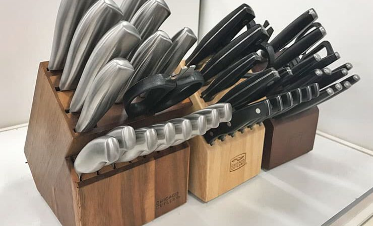 Chicago Cutlery Knife Set Review