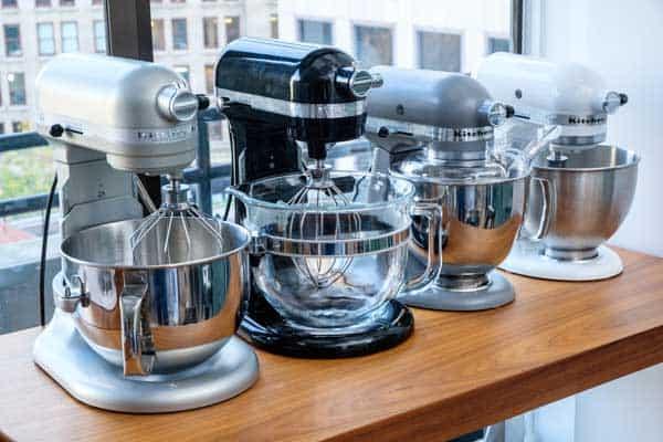 KitchenAid Classic vs. Artisan vs. Professional