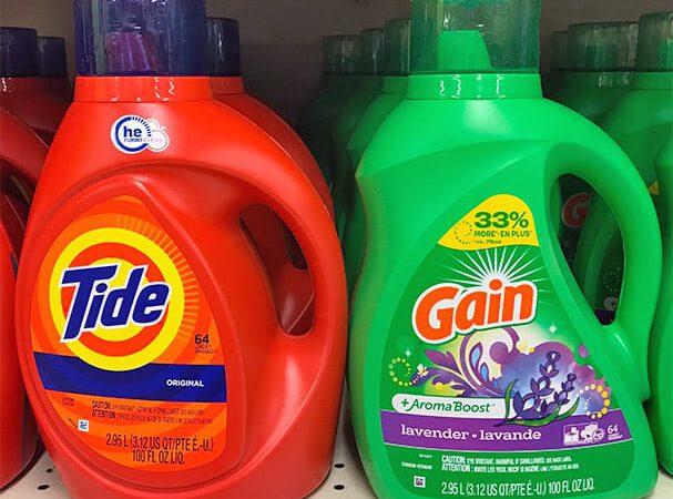 Tide vs gain