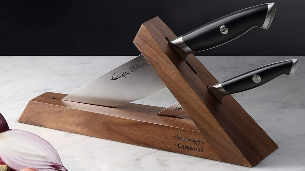Cangshan Thomas Keller Signature Collection knife set review