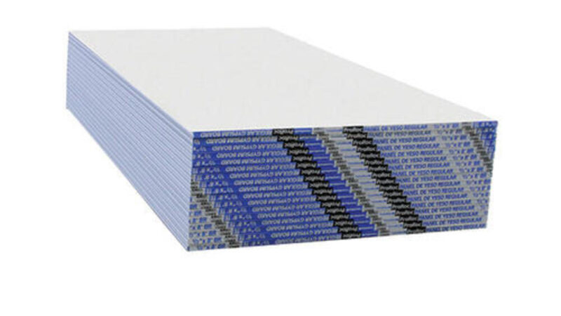 Standard Drywall Sizes and Thicknesses
