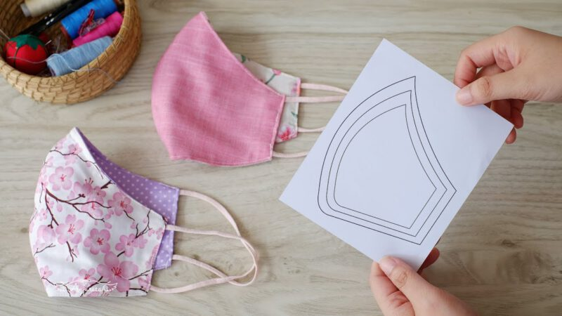 How To Sew Face Mask